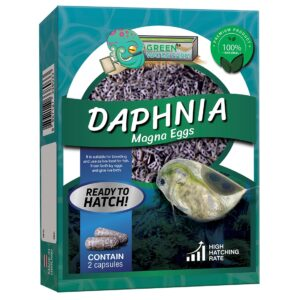 Daphnia product packaging