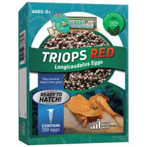Triops Red Longicaudatus Eggs for sell